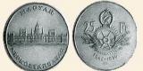 10 éves a Forint - ezüstérme